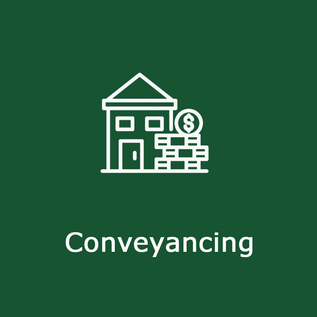 Conveyancing Icon Small Green